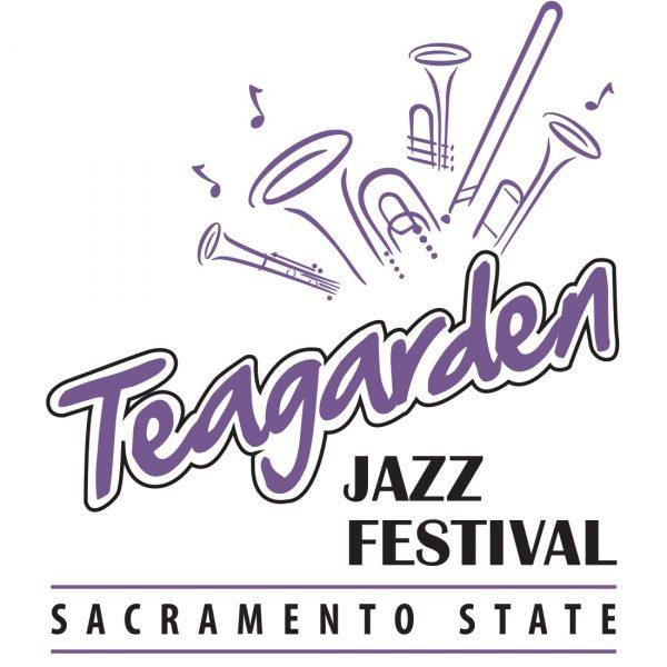 Teagarden Jazz Festival Logo